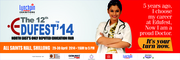 Lynchpin India Education Fair - EduFest 2014 Schedule