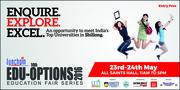 Eduoptions 2016 Shillong: Education Fair Series