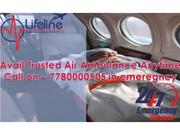 Confirm Booking with Lifeline Air Ambulance in Shillong 24 Hours
