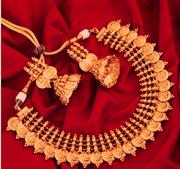 Exclusive Collection of Fashionable Jewellery Online at Anuradha Art